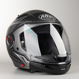 Kask Airoh Executive Line Antracytowy Matowy