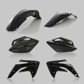 Acerbis Honda Plastic Kit Black