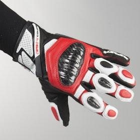Rękawice Spidi Carbo 4 Coupe Czerwone