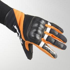 Rękawice Spidi Ranger Czarno-Pomarańczowe