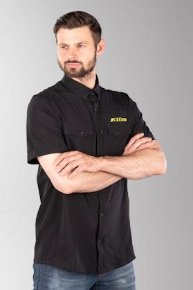 Košile Klim Pit Černá