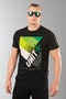 T-Shirt Unit JAG Czarny