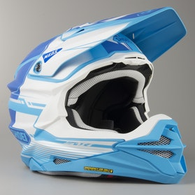 Kask Cross Shoei VFX-WR Zinger TC-2 Niebieski