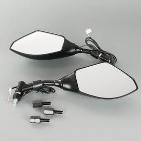 Lusterko tylne z diodami LED