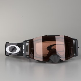 Oakley Front Line MX Matte Black Speed Bronze MX-Goggles