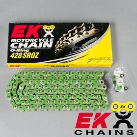 Łańcuch 420 EK, 130, O-ring