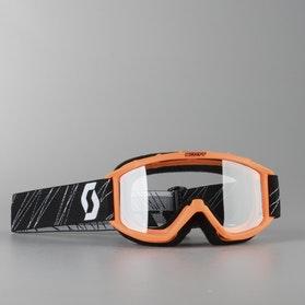 MX Brýle Dětské Scott 89Si Oranžové