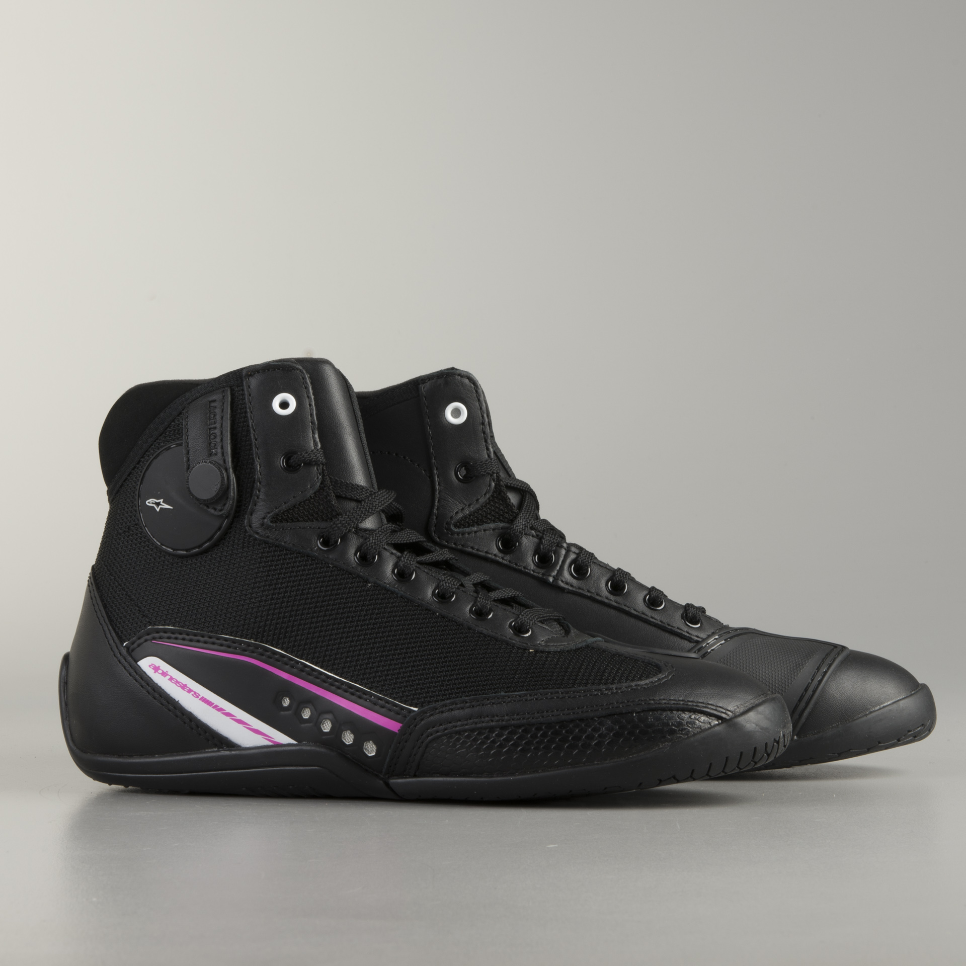 Alpinestars Stella Sektor Womens Waterproof Shoes Black