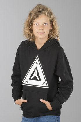 Alias Trifecta Children's Hoodie Black