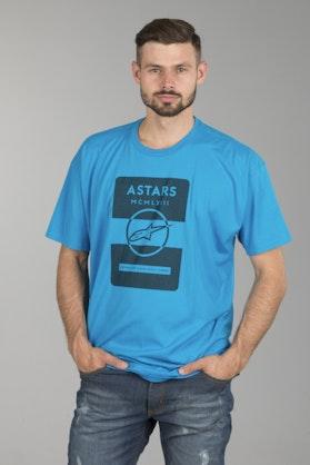 T-shirt Alpinestars Kar Turkusowy