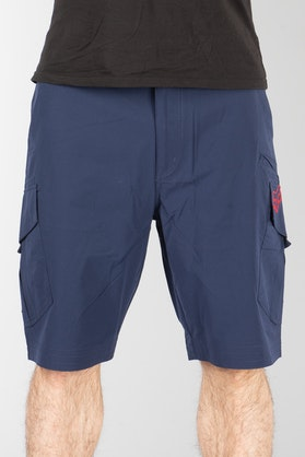 Fox HRC Slambozo Shorts Navy Blue