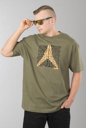 T-Shirt Alias Scaled T-Shirt Olive79