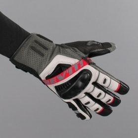 Rękawice Revit Cayenne Pro szaro-czerwone