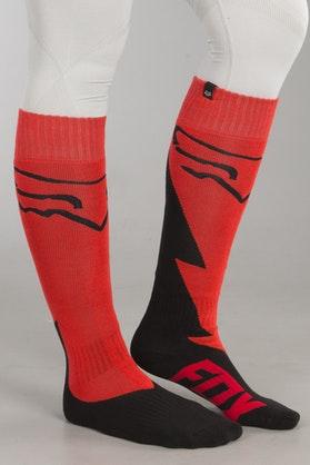 Fox Fri Thick - Mastar Socks Red