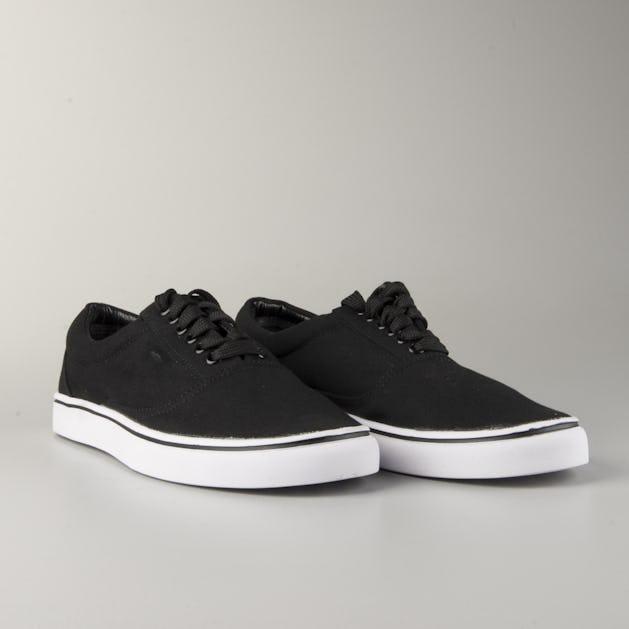 Brandit Bayside Sneaker Shoe - Black-White