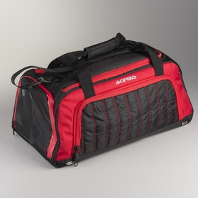 Acerbis Profile Gear Bag Black, Red