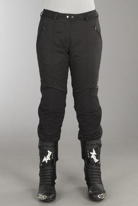 Spodnie Damskie Skrócone Nogawki Spidi Glance 2 Czarne