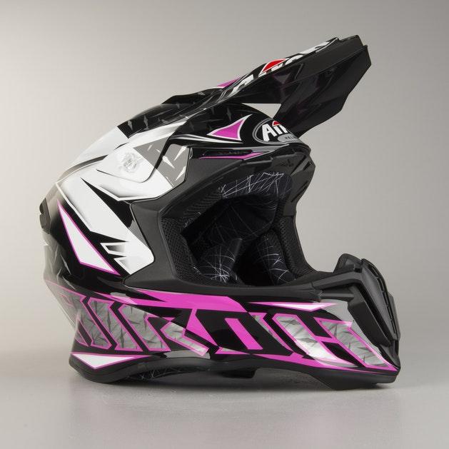 Airoh Twist Iron Pink Gloss