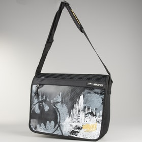 AXO Shoulder Bag - Batman Black-White