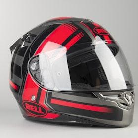 Kask Bell RS2 Tactical Czerwono-Czarny
