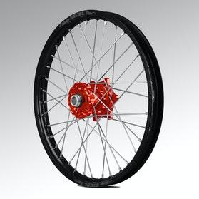 Talon Front Wheel Red-Black