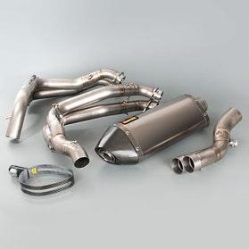 Akrapovic Evolution Line Titanium Full System
