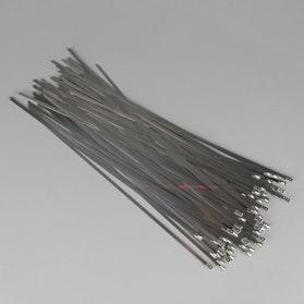 Opaski zaciskowe ze stali nierdzewnej JMP 100-Pak