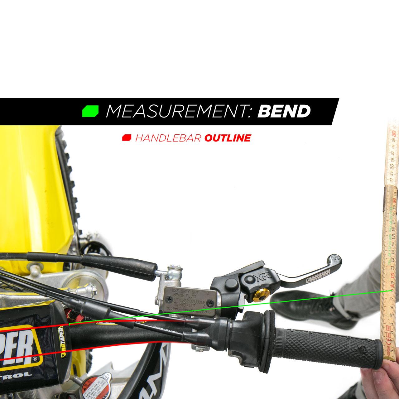 New Renthal Twinwall HandleBars Orange 997 Motocross Bars With Renthal Grips