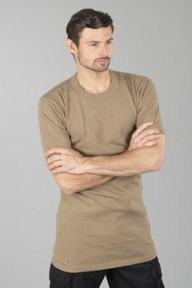 T-Shirt Brandit BW Baselayer Beżowy