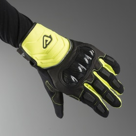 Rękawice Acerbis Carbon 3.0 Czarno-Żółte
