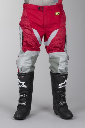 Klim Mojave Enduro Trouser Red