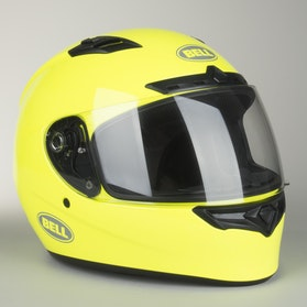Kask Bell Qualifier DLX HiVis Żółty