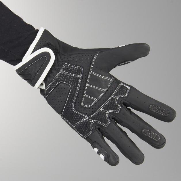 AXO Shield Gloves Black-White