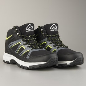 Acerbis Mud Shoes Black-Yellow