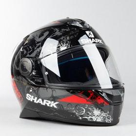 Kask Integralny Shark Skwal 2 Nuk'hem Czarno-Antracytowo-Metaliczny
