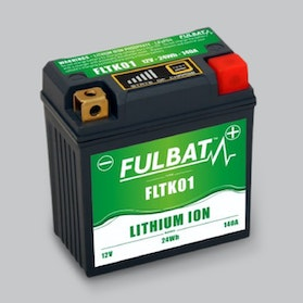 Fulbat Lithium-Ion Battery