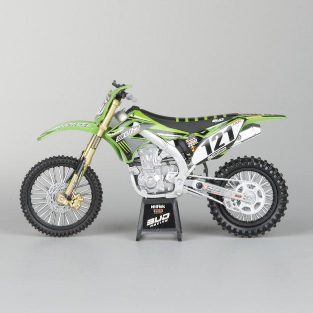 NewRay 1:12 Kawasaki/Bud Racing Toy