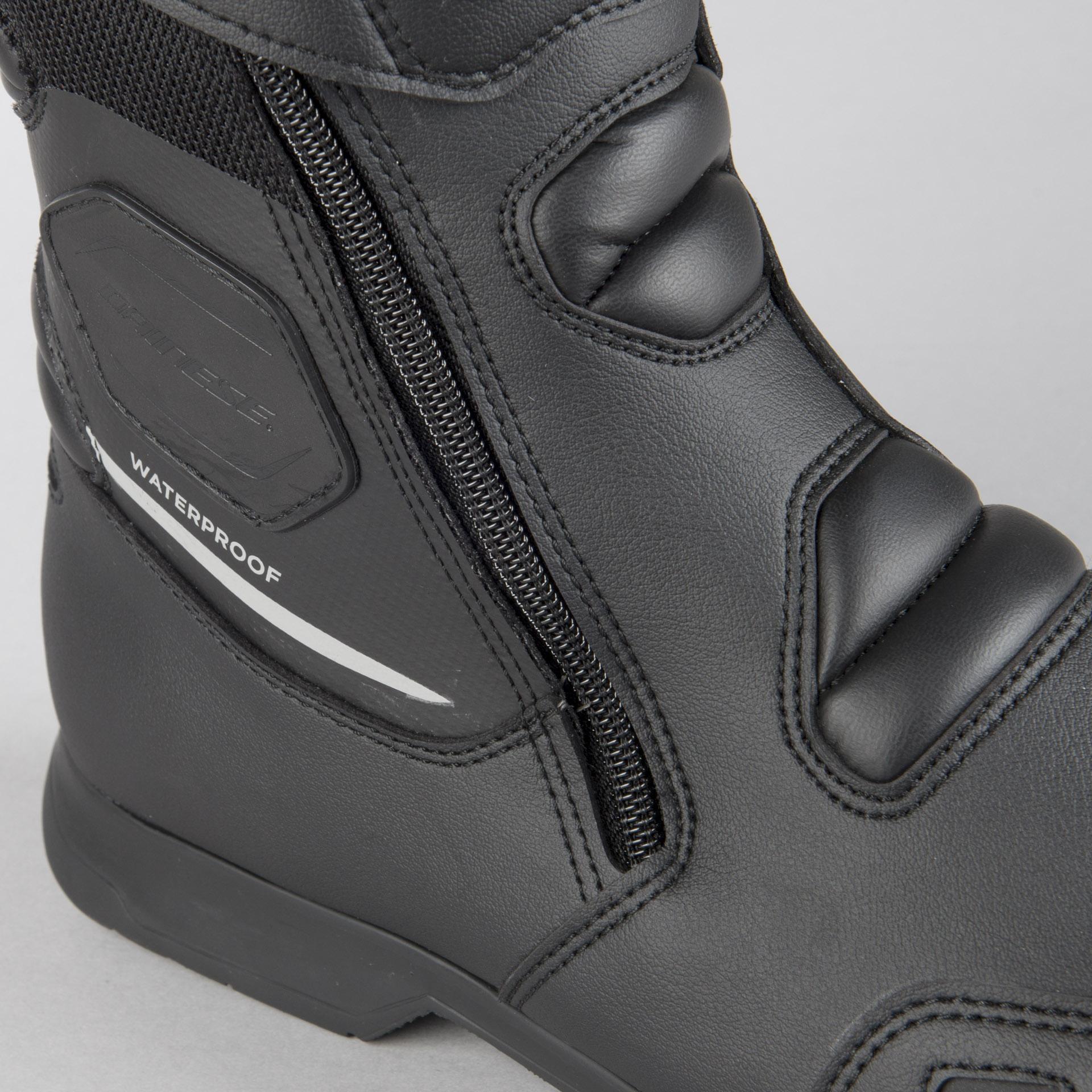 Bottes Moto Dainese X Tourer D WP Noir Anthracite 13% de