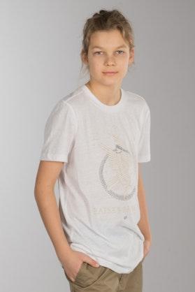 Koszulka Fox No Dice Bf Crew Biała