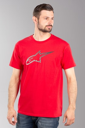 Koszulka Alpinestars Ageless Grade Czerwona