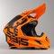 Kask Cross Acerbis X-Pro VRT Czarno-Pomarańczowy