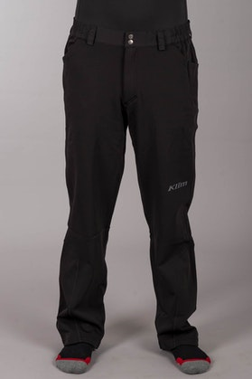 Termo kalhoty 2. vrstva Klim Inferno Černé