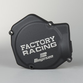 Boyesen Ignition Cover Black