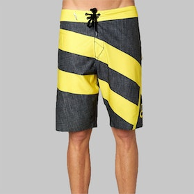 Fox Factor - Weld Board Shorts Yellow