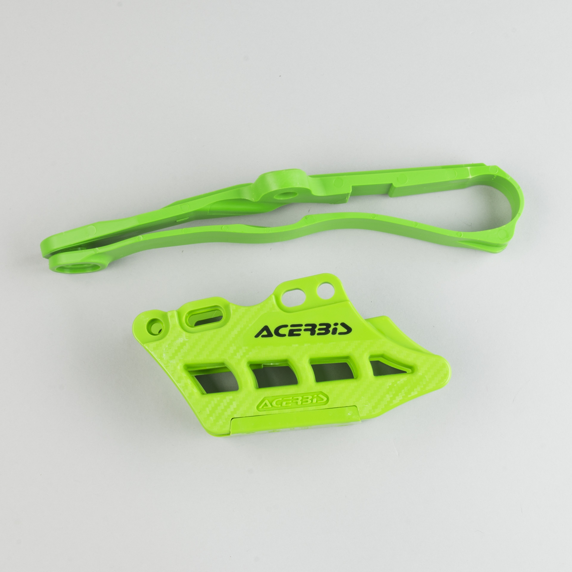 UFO Plastic Chain Slider Green