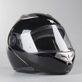 RXA Explorer Openable Helmet Black