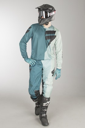 Shift Whit3 Tarmac MX Clothes Teal