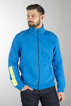 Dainese Full-Zip Jersey Blue