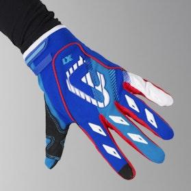 Acerbis MX-X1 Motocross Gloves Blue-Red