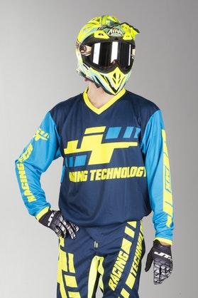Bluza Cross JT Racing Flo Tec-Megabyte NVYLCY